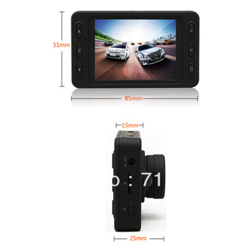 2013 best seller 1080P Full HD  Car black box F980 with Super Night Vision 140 Degree Wide Angle & motion detection