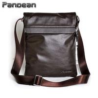 Free shipping / factory direct/genuine calfskin leather / shoulder bag /messenger bag pandean mvs116