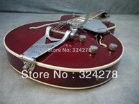 2000 Gretsch G-6119 Tennessee Rose Guitar w/ Electric Guitar