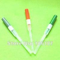 150Pcs I.V. Catheter Body Piercing Needles For body jewelry,Assorted  Size 14G,16G,18G,