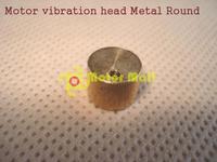 20pcs/lot Motor vibration head Metal Round  Electric motor Motor fitting Free shipping