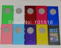 100pcs/lot Free shipping wholesale-Newest Rubberized Hard Plastic Cover Case for  Nokia Lumia 1020
