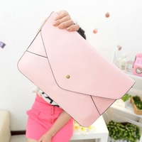 new autumn winter fashion Big bag,2013 women's envelope handbags,red ipad  bag,christmas briefcase laptop bag,Clutch,wholesale