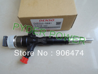 Denso 095000-5881 TOYOTA 23670-30050 original common rail injector 095000-5880