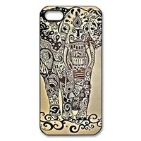 The lowest price Manufacturers can be customized to Fig 1 days The elephant stood above the clouds Case for iPhone 6
