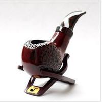 Limited edition gift smoking pipe cf-8013 wood smoking pipe smoking set tobacco