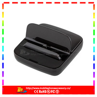 2013 Hottest ! Black Desktop Holder Dock Charger for Samsung Galaxy S 3