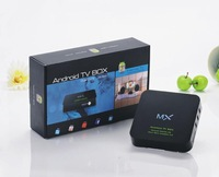 The Best Midnight XBMC MX TV Box Dual Core Android 4.2.2 Amlogic 8726 1G RAM, 8G ROM,Dual ARM Cortex A9,WiFi,Internet TV Box