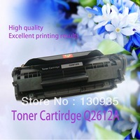 Q2612A 2612 12A 2612A compatible toner cartridge for hp1010 1012 1015 1018 1020 1022 M 3015 3020 3030 (2500 Pages)
