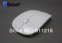 free shipping Ultra-thin wireless bluetooth mouse  for  tablet pc
