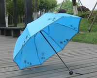 2014 NEW fashion Retail UV umbrella Free shipping