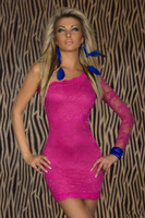 Formal Dress Sleepwear Club Sexy clairvoyant outfit Sexy Lingerie Uniform Costume Free Size