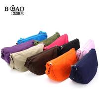 Women's handbag street casual dumplings shoulder bag messenger bag small canvas bags