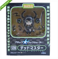 Orignal Box Brand New High Quality Japana Anime Black Rock Shooter Dead Master 11 cm Figure #128