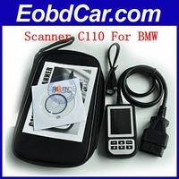 Shipping Free scanner C110 for bmw code reader Diagnostic Scanner C 110 Auto Scanner OBD2 EOBD2 Coder Creator C110 Scanner