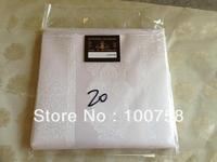 2013 high quality african headtie beige 4