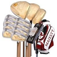 Golf ball rod full set majesty prestigio gold lansdowne commemorative edition sets of pole male
