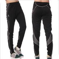 Men's cycling pants outdoor sports pants reflective mountain bike wear Autumn long bicycle pants