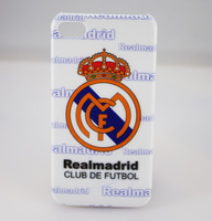 2013 New Real Madrid CF Team Logo Hard Rubber Phone Shell Cover Skin Case Cases For iphone 4 4s iphone4