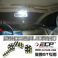 High quality original BUICK gt bit led reading lamp 4 set