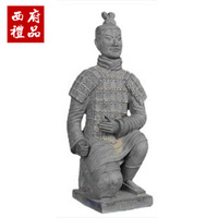 60 antique terracotta warriors home decoration chinese style unique business gift