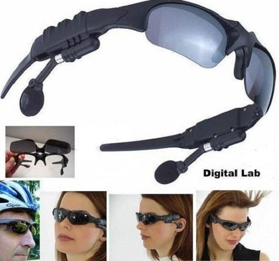 2gb sun glasses mp3 belt bluetooth earphones mobile phone telephone(China (Mainland))
