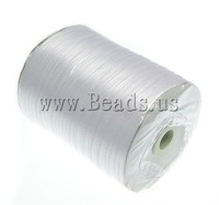 Free shipping!!!Satin Ribbon,2013 men, Sparkle Ribbon, white, 3mm, Length:880 Yard, Sold By PC
