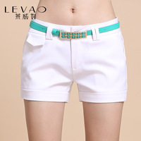 2013 female shorts all-match single-shorts slim shorts female trousers