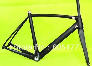 FR-321 Full Carbon Matt Matte Road Bike 700C (BSA English Thread  ) Frame  + Fork  50cm, 52cm, 54cm, 56cm, 58cm