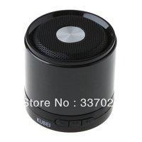 Mini Speaker Portable Bluetooth Wireless Speaker Stereo LINE IN Black Sound Box Music Player