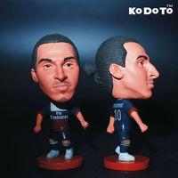 KODOTO 10# IBRAHIMOVIC (PSG) Football Star Doll (2013-2014)