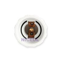 NI5 GU10 To E14 Socket Base Halogen CFL Light Bulb Lamp Adapter Converter Holder