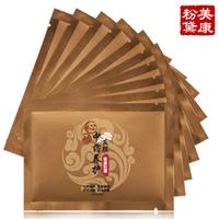 Collagen chinese medicine hair mask repair damaged elastin element
