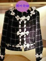 2013 JORYA 12js602 coat shorts set hot-selling bow