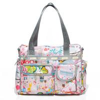 2014 classic cartoon shoulder bag cross-body bag women's handbag dual-use computer bag shoulder bag