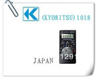 Original Japan KYORITSU(Kyoritsu) card multimeter KEW1018H free shipping