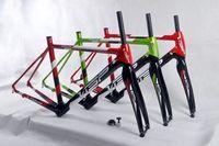 bicycle frame size free shipping Visp carbon fiber road, ground vehicles, Fixed Gear Bike, carbon fiber frame