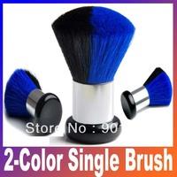 2-Color Single Brush Powder Foundation Black Brush Multifunctional Face Makeup Tool Free Shipping