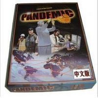 free shopping Multiplayer Games Table pandemic - - table board game