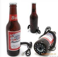 Good Gift Choice Creative Cartoon Beer Shape Phone Beer bottle fashion Telephone home phone