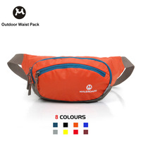 2013 New High Quality 8 Colors Waist Bag Outdoor Travelling Waterproof Belt  Fanny Pack Hiking Climbing Bumbag FreeDropShipping