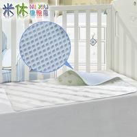New arrival 3d satin bamboo fibre baby changing mat baby waterproof mat diaper pad cart pad