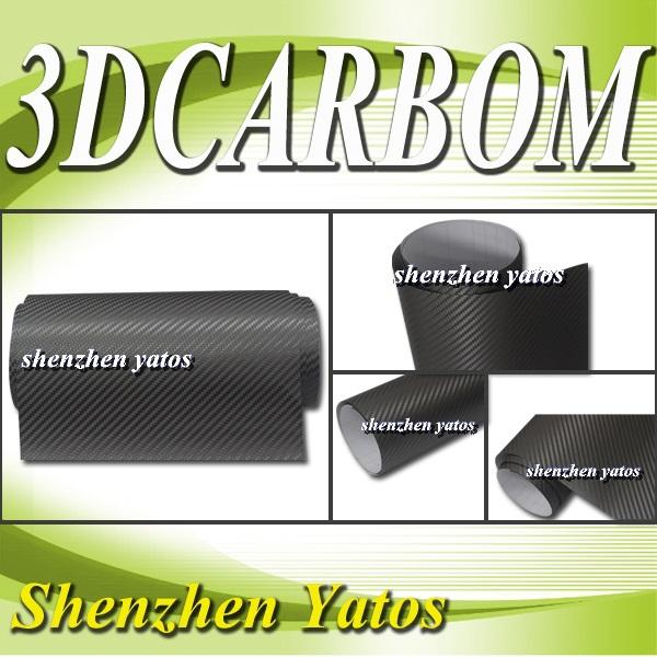 3D carbon fiber products / 3M Air Bubbles/ 5M /10M/15M/20M/30M(China (Mainland))