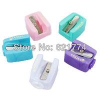 Gift Professional Cosmetic Makeup Eyebrow Pencil Eyeliner Lip Liner Pencil Sharpener Wholesale Free Shipping