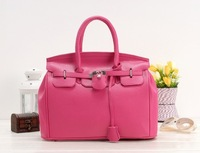 New 8 Colors Ladies Celebrity Faux Leather Handbag Tote Shoulder Bags Casual Career Purse Free Shipping
