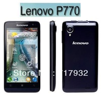 High Quality For lenovo P770 protective film 3G smartphone Screen Protector Free Shipping 100psc/lot