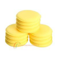 R1B1 12pcs Polish Wax Foam Sponges Applicator Pads for Clean Car Vehicle Glass