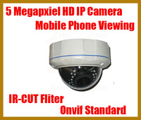 ir indoor 5megapixel surveillance cameras,Mobile phone viewing, Email Alarming, Great day and night image,POE Optional,Offer OEM