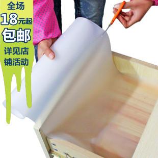 Transparent wardrobe mat kitchen cabinet pad kitchen mat shoe pad drawer mat dining table slip-resistant pad b