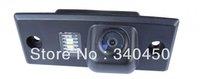 Free shipping HD waterproof backup reverse parking car rear view camera for VW Touareg Tiguan Bora 2006 07 Passat